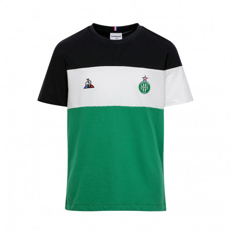 Tee-shirt ASSE Le Coq sportif FAN N°1 Junior VERT 2019 / 2020
