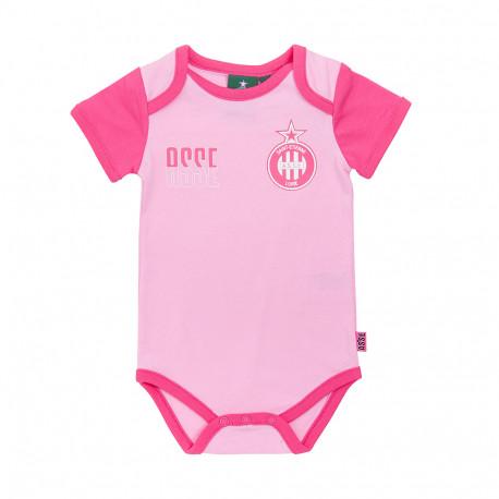 BODY bébé ROSE X2 19/20