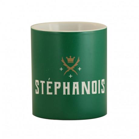 Mug ASSE Stéphanois vert