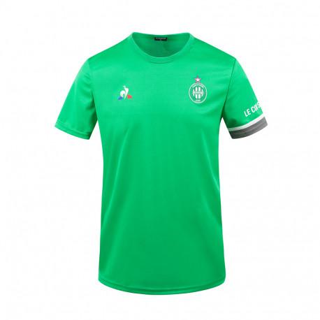 Tee Shirt ASSE Training Vert Le Coq Sportif 2020 / 2021