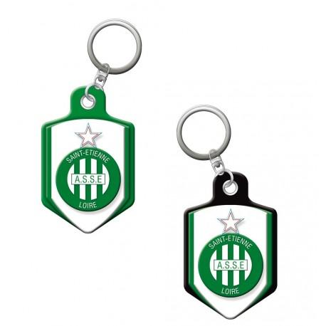Porte clés ASSE doming blason