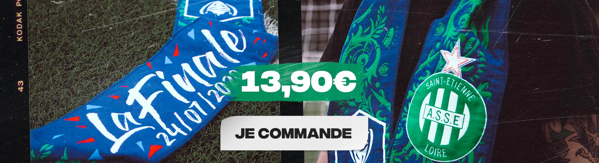 Echarpe Coupe de France FINALE 2020